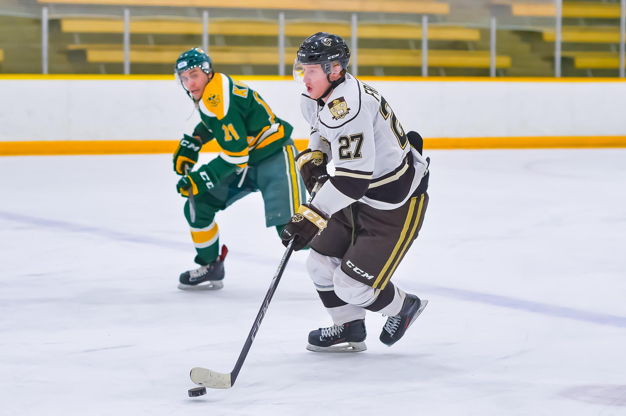 Bison Men S Hockey In Europe For Four Exhibition Games Against U K